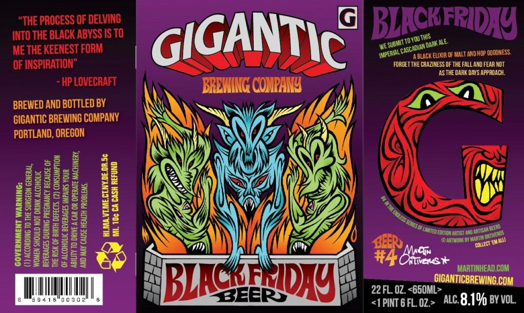 Gigantic Black Friday Imperial CDA