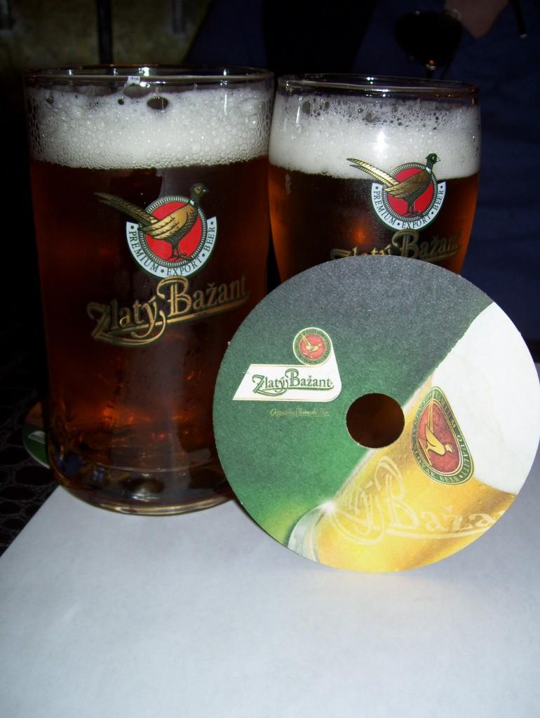 Pivovar Zlaty Bazant aka Golden Pheasant