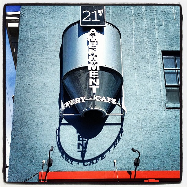 21st Amendment Brewing in San Francisco