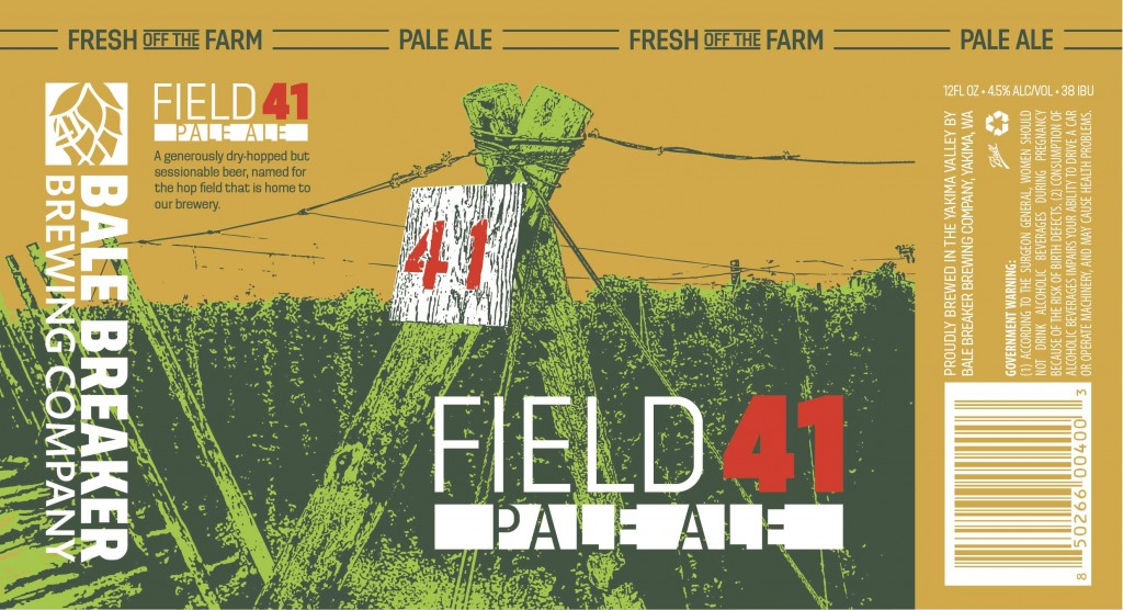 Bale Breaker Field 41 Pale