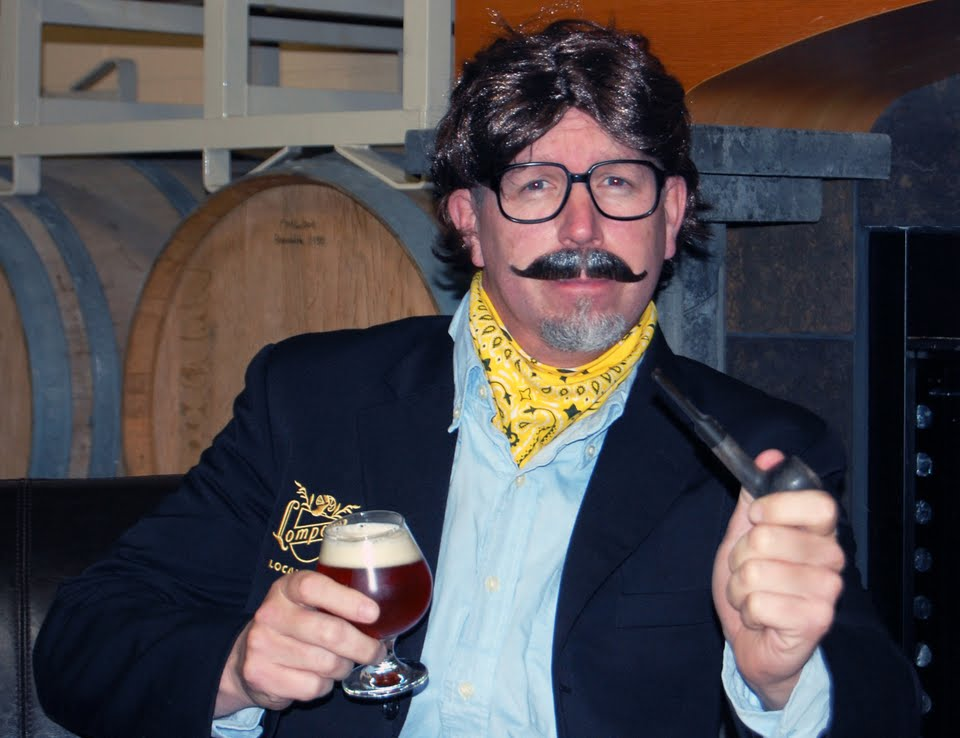 Geraldo Brewvera aka Jerry Fechter of Lompoc Brewing