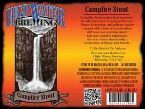 Highwater Campfire Stout