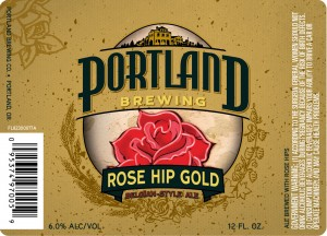 Portland Brewing Rose Hip Gold Belgian-Style Ale