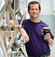 Silver Moon founder Tyler Reichert (photo courtesy of Brewers Association)