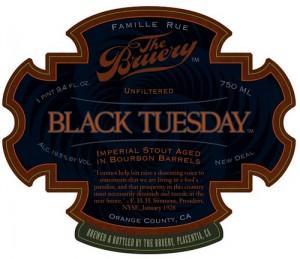 The Bruery Black Tuesday