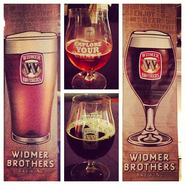 Widmer Brothers brews