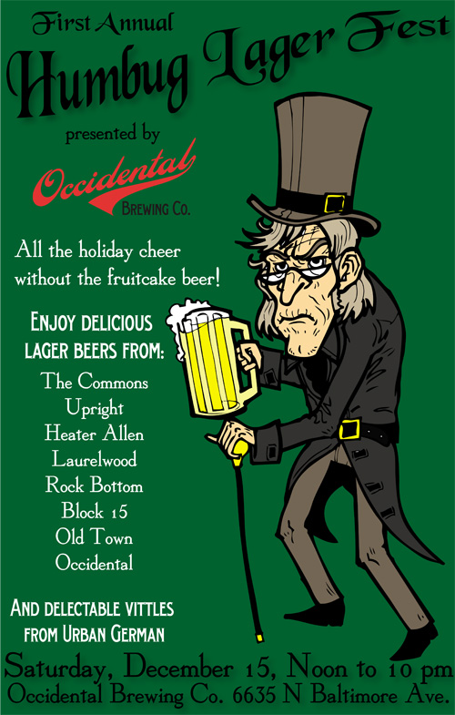 Occidental Humbug Lager Fest