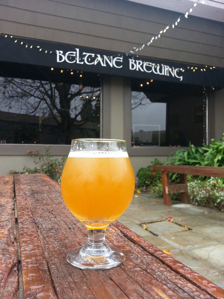 Beltane Brewing En Suite Saison