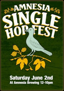 Amnesia Single Hop Fest