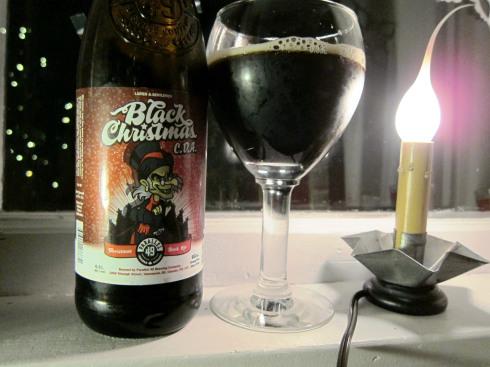 Parallel 49 Black Christmas CDA