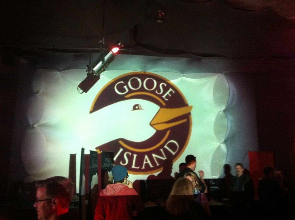 Goose Island Portland Oregon Launch Party