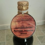 2006 Michigan Brewing Bourbon Barrel Aged Russian Imperial Stout