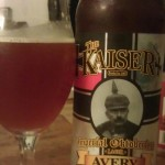 2007 Avery Brewing The Kaiser Imperial Oktoberfest Lager