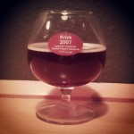 2007 Cantillon Kriek