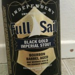 2009 Full Sail Oak Bourbon Barrel Aged Black Gold Imperial Stout
