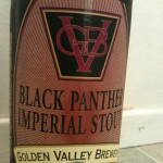 2009 Golden Valley Brewing Black Panther Pinot Noir Barrel Aged Imperial Stout