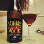 2010 Cascade Brewing Kriek