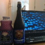 2011 Cascade Brewing Blueberry Ale