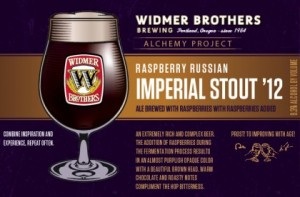 2012 Widmer Russian Raspberry Imperial Stout