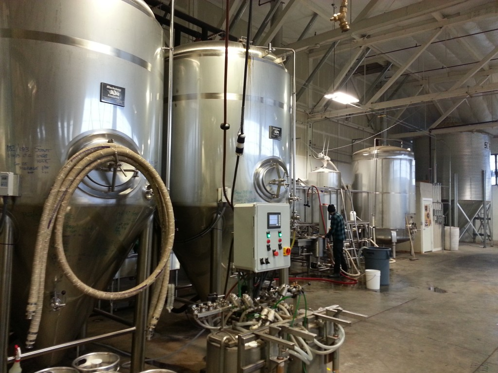 Alameda Brewery Tour