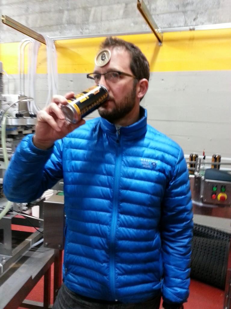 Hopworks Urban Brewery Brewmaster Christian Ettinger