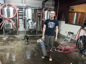 Upright Brewer Bobby Birk