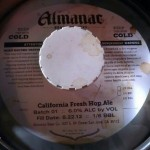 Almanac Beer Co. California Fresh Hop Ale