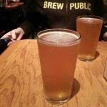Brewpublicans like to drink craft beer.