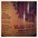 Cascade Brewing Vlad the Imp Aler