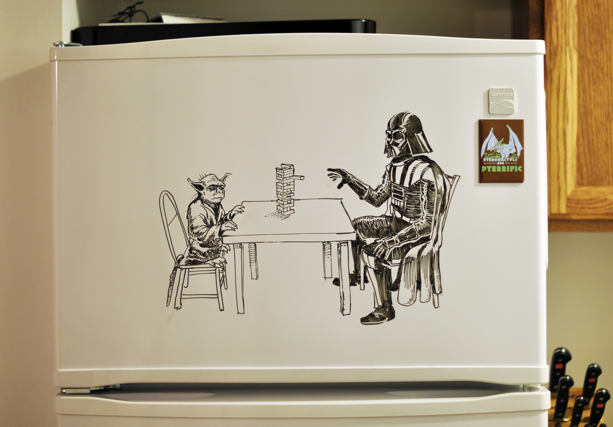 Cool Dry Erase Board Drawings as a Dry-erase Board