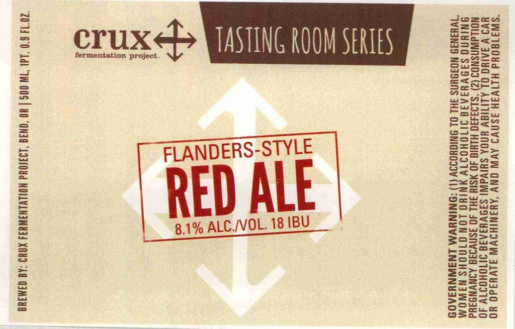 Crux Flanders Red