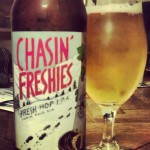 Deschutes Chasin' Freshies Fresh Hopped Pale Ale