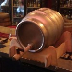 Dyin Vines Queen Bess IPA on Firkin