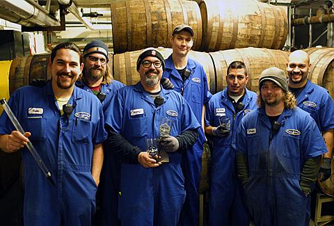 Full Sail Brewers Bourbon Stout