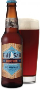 Full Sail Nut Brown Ale Bottle