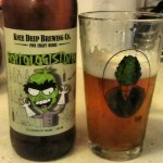 Knee Deep Brewing Hoptologist DIPA