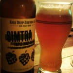 Knee Deep Brewing Simtra Triple IPA
