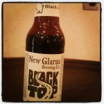 New Glarus Black Top Black IPA