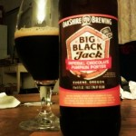 Oakshire Big Black Jack Chocolate Pumpkin Imperial Porter