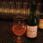 Oudbeitje Lambic with Strawberries