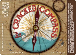 Portland Brewing Cracked Compass India Style Lager