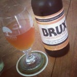 Russian River and Sierra Nevada Brux Domesticated Wild Ale