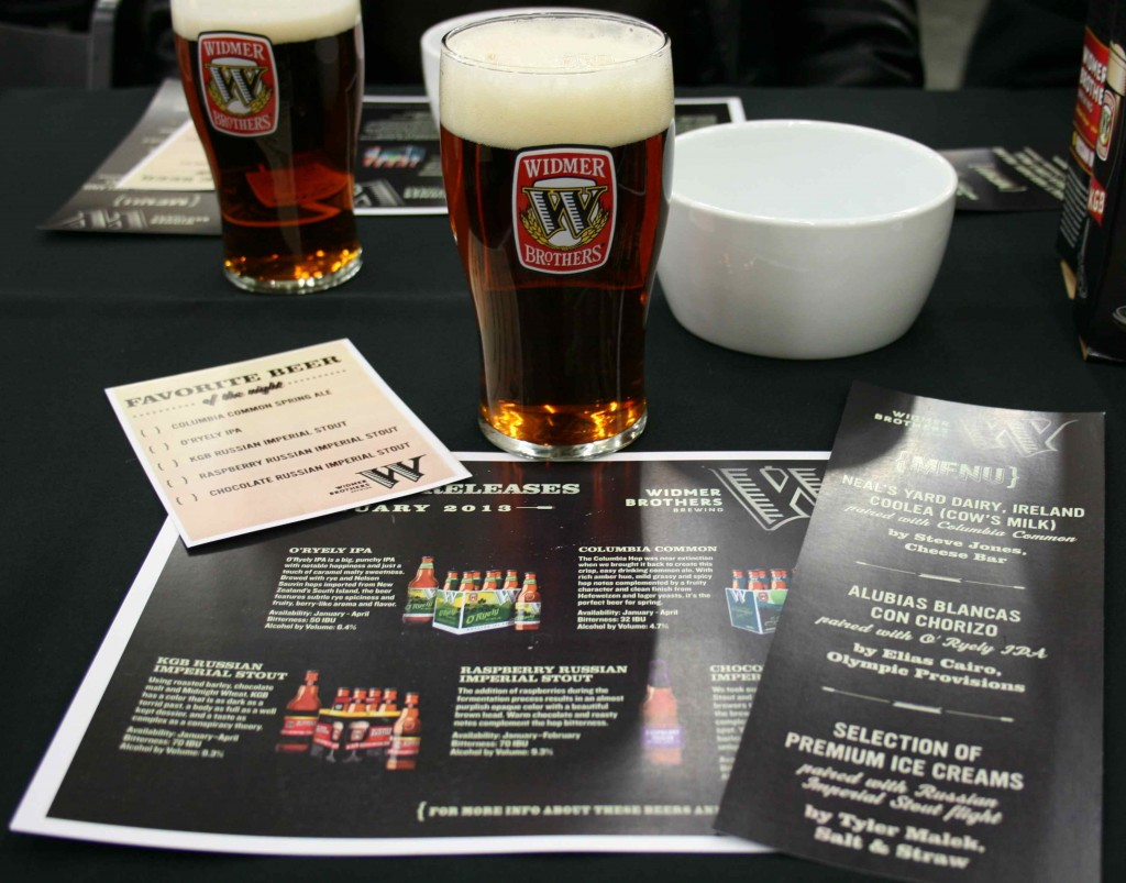 Table Setting with Widmer