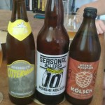 Three Delicious Kolsch-style Ales