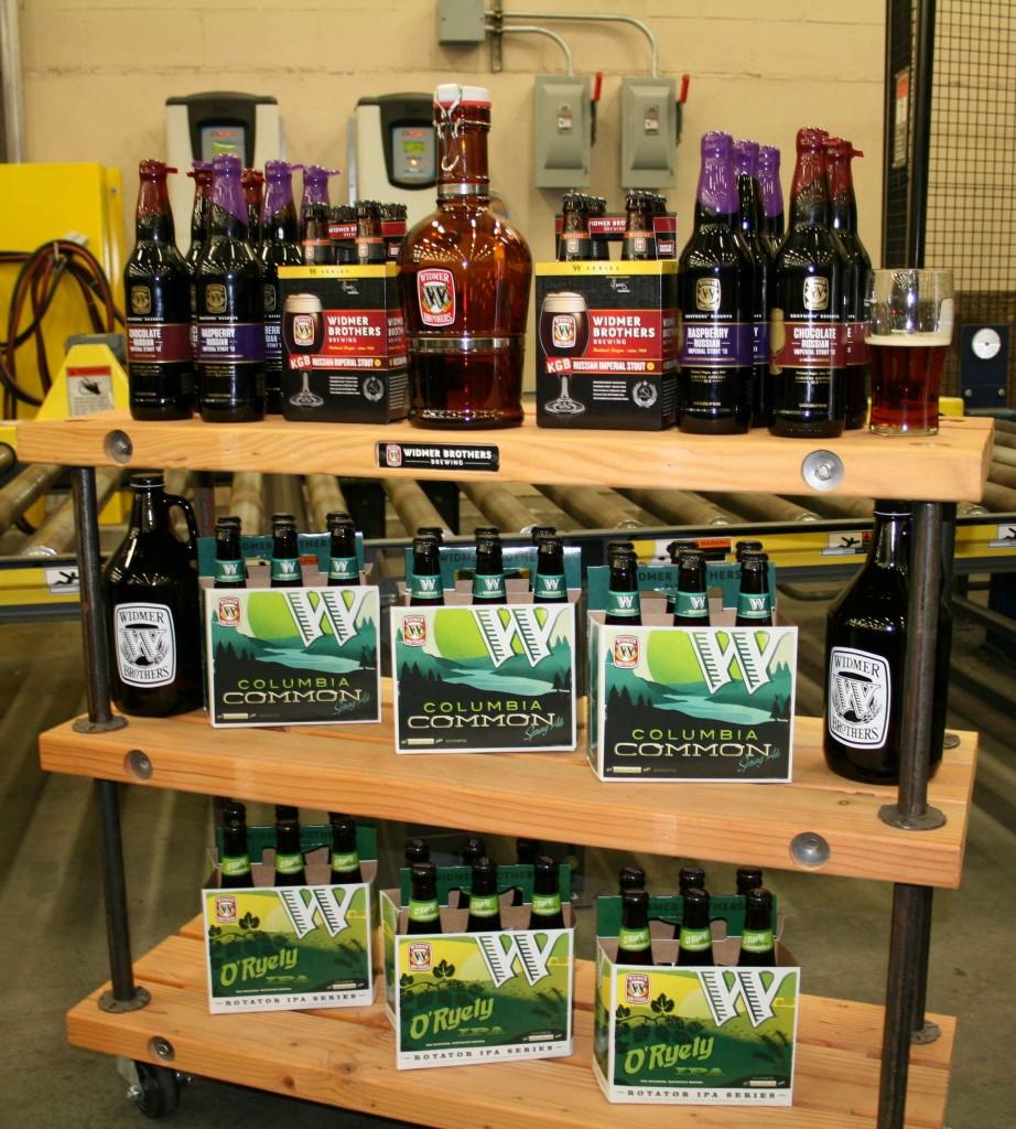 Widmer Bros. Brewing Spring 2013 Beer Releases
