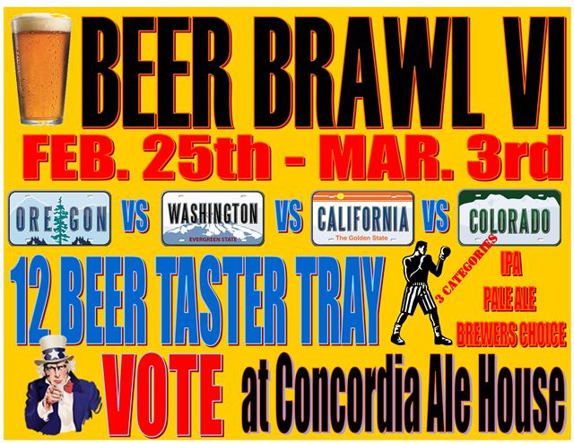 Beer Brawl VI