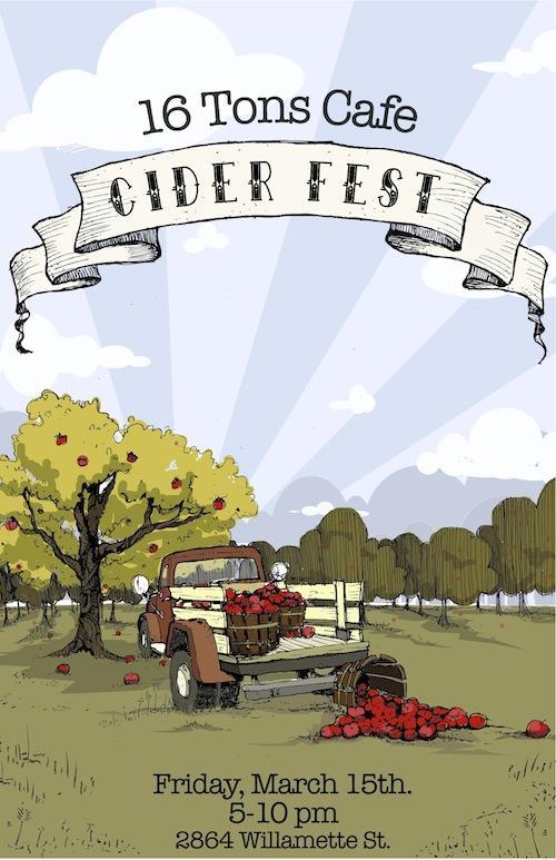 16 Tons Cider Fest