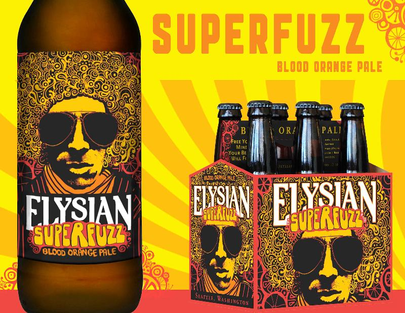 Elysian Superfuzz Blood Orange Pale