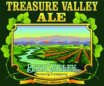 Beer Valley Brewing Treasure Valley Ale