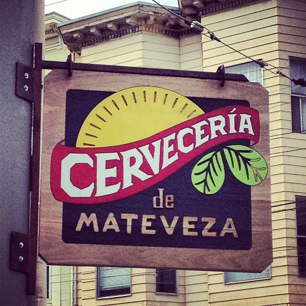 Cervezeria de Mateveza